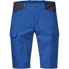 Bergans Utne Shorts Men classic blue/solid charcoal
